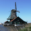 Dutch Windmill — Stock Photo #1908478
