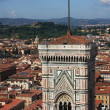 Campanilby Giotto in Florence — Stock Photo #2033308