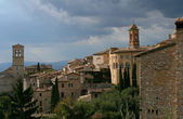 Assisi, Umbra, Italy — Stock Photo
