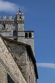 Castle in Gubbio — Stock Photo