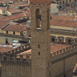 Renaissance tower in Florence — Photo