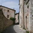 Royalty-Free Stock Photo: Street in Gubbio