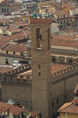 Renaissance tower in Florence — Stock Photo