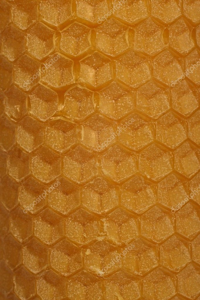 Abstract background of beeswax — Foto de Stock   #2116583