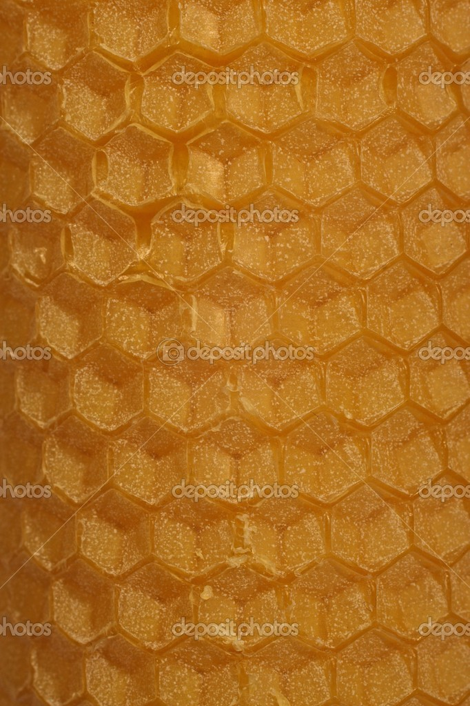 Abstract background of beeswax — Foto Stock #2116583