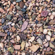 Multicolored stones — Stock Photo