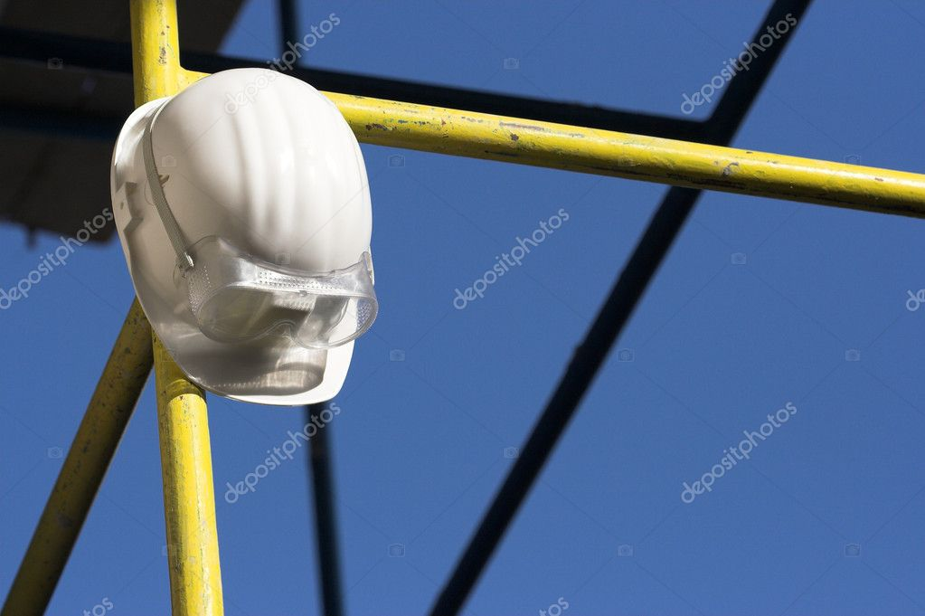 Safety gear kit close up — Stock Photo #1912299