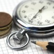 Time and money — Stock Photo #1977402