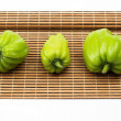Green peppers — Stock Photo #1977424