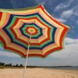 Beach umbrella — Stock Photo #1978751