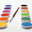 Watercolor cells — Stock Photo #1978857