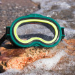 Stock Photo: Diving mask