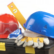 Safety gear — Foto de Stock