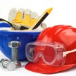 Stock Photo: Safety gear
