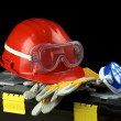 Safety gear kit — Stock Photo #2233879