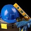 Safety gear kit — Stock Photo #2296262
