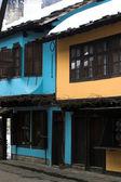 Eski otantik ev — Stok fotoğraf