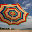 Beach umbrella — Stock Photo #2403151