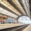 Stock Photo: Lviv Railroad Station
