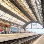 Lviv Railroad Station — Stock Photo