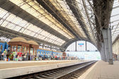 Lviv Railroad Station — Stock Photo