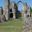 Castle Acre Priory in Norfolk. — Stock Photo #1946552