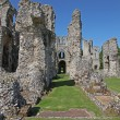 Stock Photo: Castle Acre Priory in Norfolk.