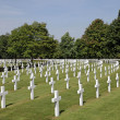 American Cemetery. — Stock Photo