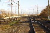 Situ.railway — Stock Photo