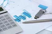 Atributos do negócio e horários — Foto Stock