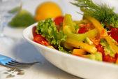 Bright salad5 — Stock Photo