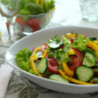 Salad from vegetables — Stock Photo #2249659