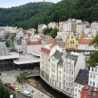 Karlovy Vary — Stock Photo #1999460
