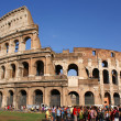 Stock Photo: The Colosseum, Rome.