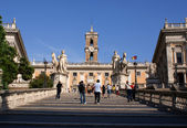 The Capitoline Hill — Stock Photo