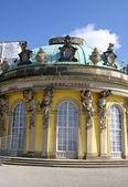 Palace Sanssouci — Stock Photo