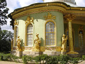 Sans Souci Palace Garden — Stock Photo