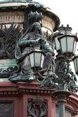 Monument av Nikolaj jag — Stockfoto
