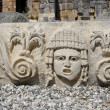 Ancient heads — Stock Photo #2244780
