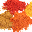 Dry spices — Stock Photo