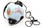 World is listening — Stock Photo