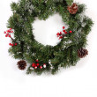 Wreath christmas — Stock Photo #1962938