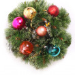 Christmas Wreath — Stock Photo #1963169