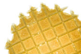 Isolated wafer — Stock Photo