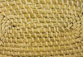 Textura tejió heno - paja — Foto de Stock
