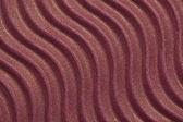 Red corrugated paper — Stock Photo