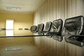 Leeg bord kamer — Stockfoto