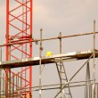 Building construction site — Stock Photo #1984085