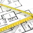 Architectural plans — Stock Photo #1986674