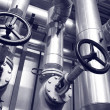 Gas and oil systems industry — Foto Stock #2481504